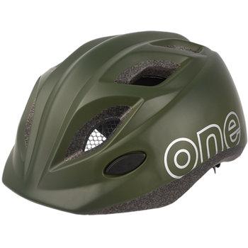 Bobike, Kask rowerowy One Plus, khaki, rozmiar S-Bobike