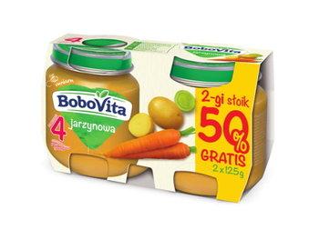 BoboVita, Jarzynowa po 4. miesiącu, 2x125 g-BoboVita