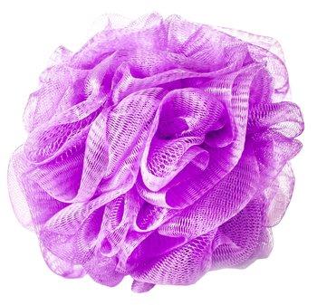 Bocca Beauty, Myjka kąpielowa do ciała, fiolet, 1 szt.-Bocca Beauty