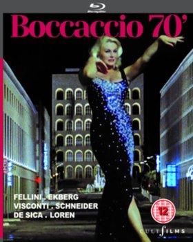 Boccaccio '70 (brak polskiej wersji językowej)-Fellini Federico, Visconti Luchino, Monicelli Mario, Sica Vittorio de