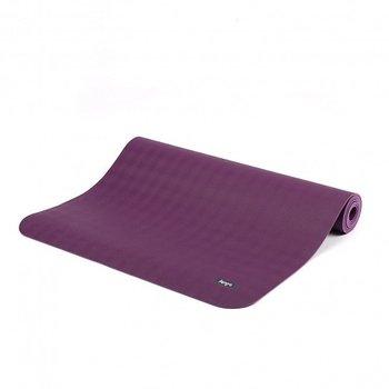Bodhi Yoga, Mata do jogi, ECOPRO, 4mm, fioletowy, 180cm-Bodhi Yoga