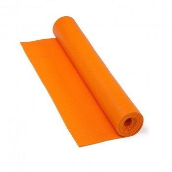 Bodhi Yoga, Mata do jogi, Kailash Premium, 3mm, pomarańczowy, 180cm-Bodhi Yoga