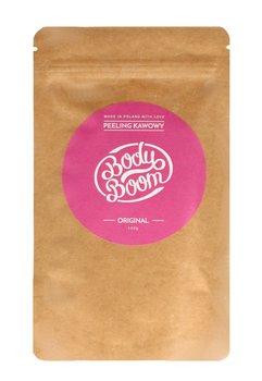 Body Boom, peeling kawowy do ciała Original, 100 g-Body Boom