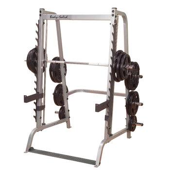 Body-Solid, Wielofunkcyjny stojak, Multipress, GS348