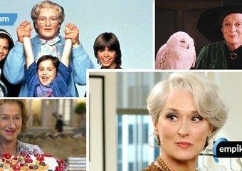 Bohaterki, które byłyby idealnymi babciami!