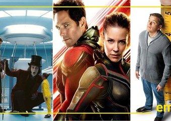 Top 7 filmowych bohaterów w wersji mini