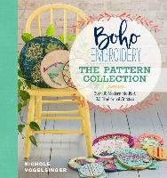 Boho Embroidery: The Pattern Collection-Vogelsinger Nichole