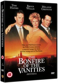 Bonfire of the Vanities (brak polskiej wersji językowej)-Palma Brian De