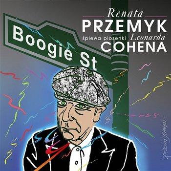 Boogie Street. Renata Przemyk śpiewa piosenki Leonarda Cohena-Renata Przemyk