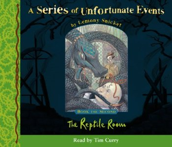 Book the Second - The Reptile Room (A Series of Unfortunate Events, Book 2)-Snicket Lemony