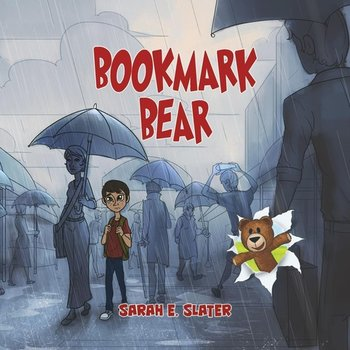 Bookmark Bear-Slater Sarah E.