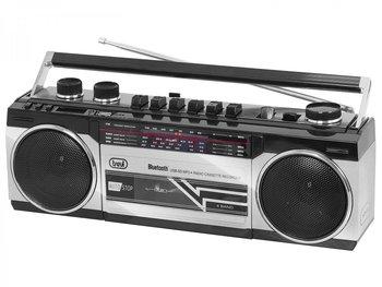Boombox Trevi RR501 kaseta/BL/USB/SD silver-Trevi