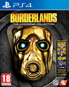 Borderlands - The Handsome Collection-Gearbox Software