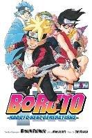 Boruto, Vol. 3-Kishimoto Masashi