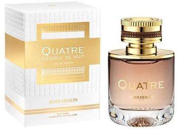 Boucheron, Quatre Absolu de Nuit pour Femme, woda perfumowana, 50 ml-Boucheron
