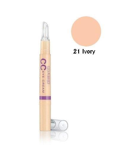 Bourjois, 123 Perfect, krem CC pod oczy 21 Ivory, 1,5,ml