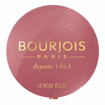 Bourjois, Little Round Pot Blusher, róż do policzków 15 Rose Eclat, 2,5g - Bourjois