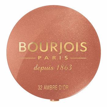 Bourjois, Little Round Pot Blusher, róż do policzków 32 Ambre D'Or, 2,5g-Bourjois