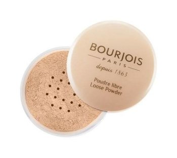 Bourjois, Loose Powder, puder sypki 01 Peach, 32 g - Bourjois