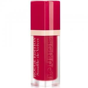 Bourjois, Rouge Edition Souffle de Velvet, pomadka 04 Ravie En Rose, 7,7 ml-Bourjois