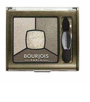 Bourjois, Smoky Stories Quad Eyeshadow Palette, cienie do powiek 04 Rock This Khaki, 3,2 g-Bourjois