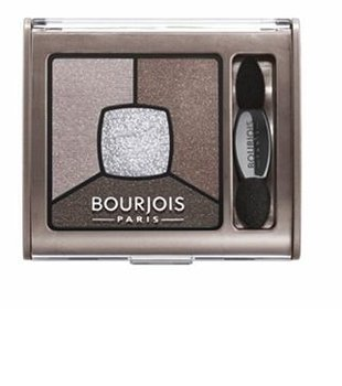 Bourjois, Smoky Stories Quad Eyeshadow Palette, cienie do powiek 05 Good Nude, 3,2 g - Bourjois