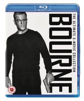 Bourne: The Ultimate 5-movie Collection (brak polskiej wersji językowej)-Gilroy Tony, Greengrass Paul, Liman Doug