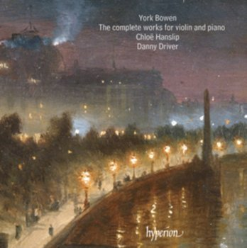 Bowen: The complete works for violin and piano - Hanslip Chloe, Driver Danny
