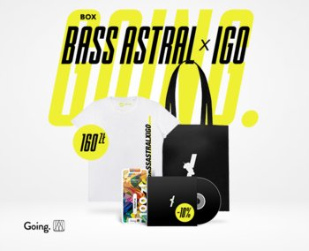BOX Bass Astral x Igo