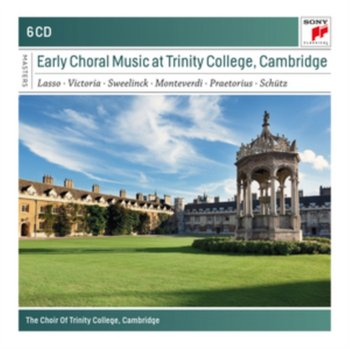 Box: Early Choral Music At Trinity College, Cambridge-The Choir Of Trinity College, Cambridge