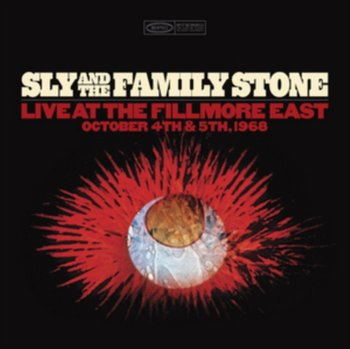 Box: Live At The Fillmore East October 4th & 5th, 1968-Sly & The Family Stone