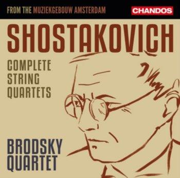 Box: Shostakovich: Complete String Quartets-Brodsky Quartet
