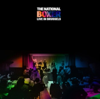 Boxer - Live In Brussels-The National
