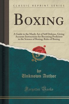 Boxing - Author Unknown