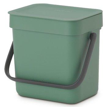 BRABANTIA - Sort - Go - Kosz do segregacji odpadów 3 l - Zielony-BRABANTIA