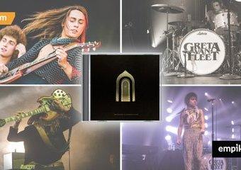 Bracia Kiszka wskrzeszają rocka, Greta Van Fleet wydaje nową płytę