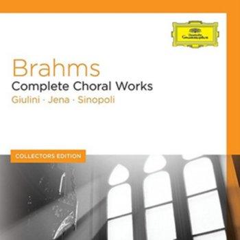 Brahms: Complete Choral Works-Wiener Philharmoniker