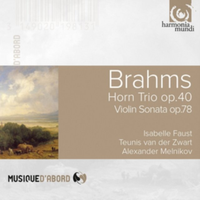 an analysis of the two types of music specific to the brahms horn trio The artistic merits of incorporating natural horn the natural horn demands the command of many specific of two interpretations of the brahms horn trio.