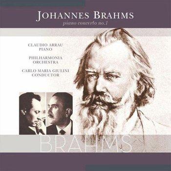 Brahms: Piano Concerto No.1-Philharmonia Orchestra, Giulini Carlo Maria