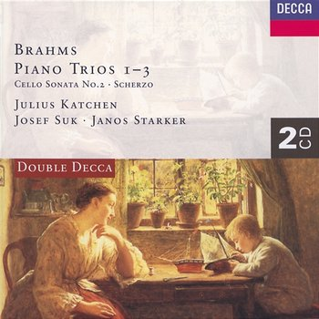 Brahms: Sonata for Cello and Piano No.2 in F, Op.99 - 2. Adagio affettuoso - Julius Katchen, János Starker