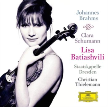 Brahms, Schumann-Batiashvili Lisa