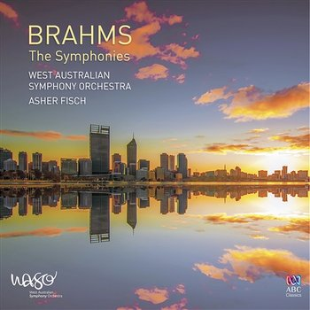 Brahms: The Symphonies-West Australian Symphony Orchestra, Asher Fisch