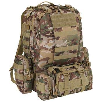 Brandit, Plecak taktyczny, US Cooper Modular Pack Multicam, 45L-Brandit