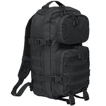 Brandit, Plecak taktyczny, US Cooper Patch, czarny, 25L-Brandit