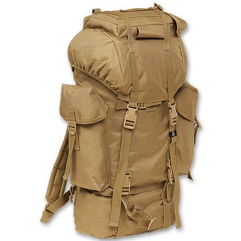 Brandit, Plecak turystyczny BW Camel, 65L -Brandit