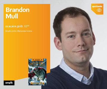 Brandon Mull | Scena Empik Junior