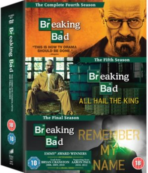 Breaking Bad: The Final Seasons (brak polskiej wersji językowej)