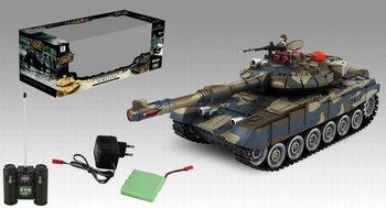 Brimarex, pojazd RC Czołg walczący T-90