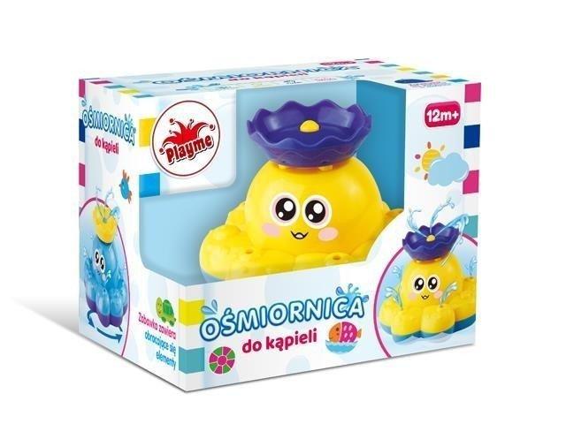 Brimarex, zabawka do kąpieli Ośmiornica - Brimarex