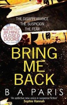 Bring Me Back-Paris B.A.